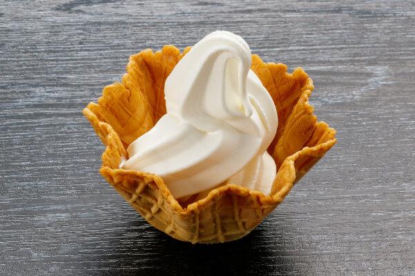 北海道ソフトクリーム(バニラ)