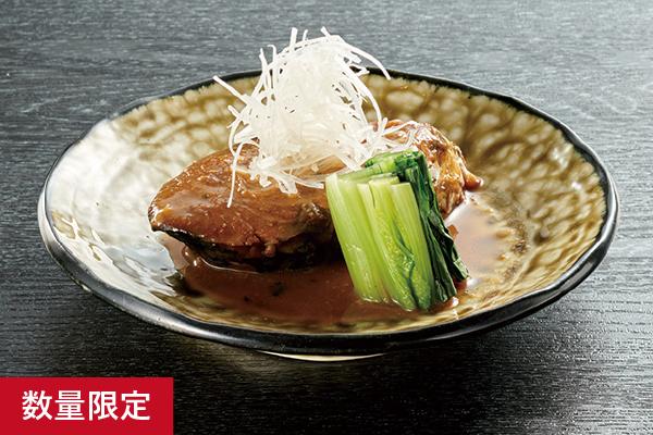 鯖の煮付 白味噌仕立て